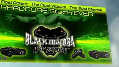 blb black mamba weight loss