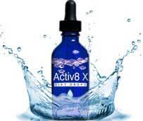 Active8X diet drops