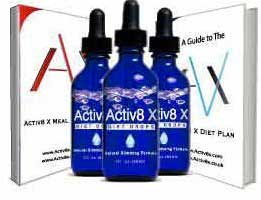 Active8X diet drops review