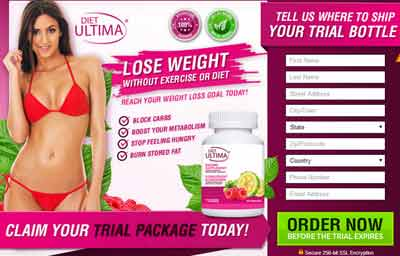 Diet ultima website