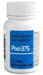 Phen375 alternative to Phentermine