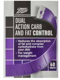 Boots Dual Action Carb Control