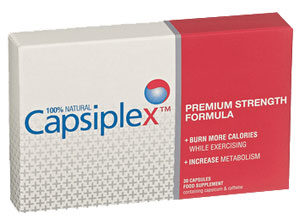 Capsiplex chili fat burner