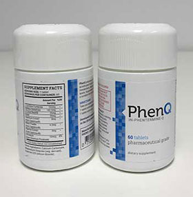 PhenQ pharmacy quality