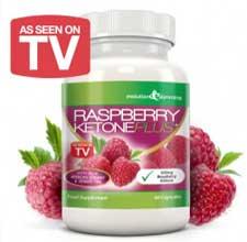 Raspberry Ketone Plus from Evolution Slimming