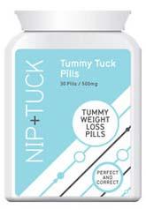 Nip and Tuck tummy Tuck pills