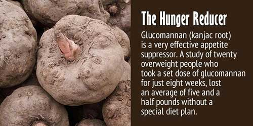 How does Glucomannan work