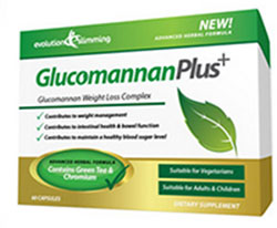 Glucomannan Plus Pills