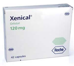 Xenical Orlistat 120 Mg