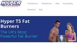 Hyper T5 website