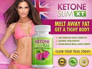 Ketone SLim XT website