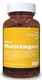 Phentagen bottle