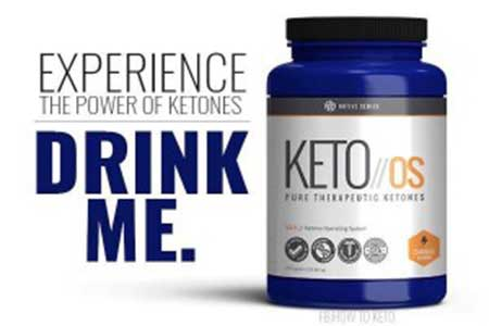 Keto Os how to take