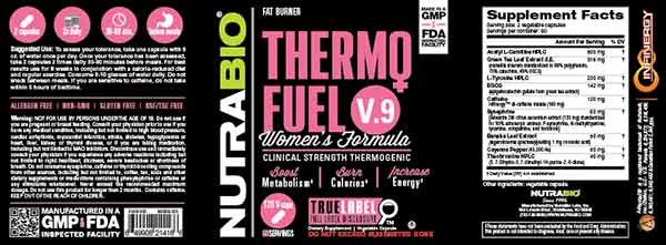ThermoFuel V9 for Women