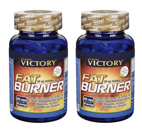 Victory Fat Burner review