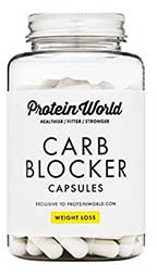 Protein world carb blocker
